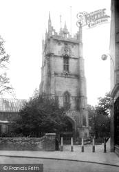 St Peter's Church Tower 1923, Wisbech