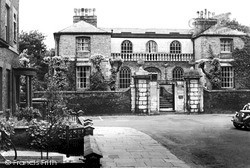 The Castle c.1955, Wisbech