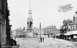 Wisbech, The Clarkson Memorial 1901