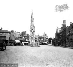 Wisbech, The Clarkson Memorial 1923