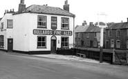 Wisbech, the Hope Inn c1955