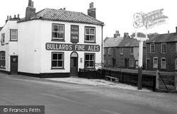 Wisbech, The Hope Inn c.1955