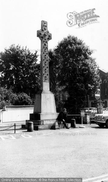 Photo of Wisbech, The Memorial c.1965