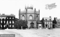 Wisbech, The Octagon Church 1901
