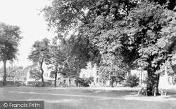 Wisbech, The Park c.1950