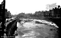 Wisbech, The River Nene 1929