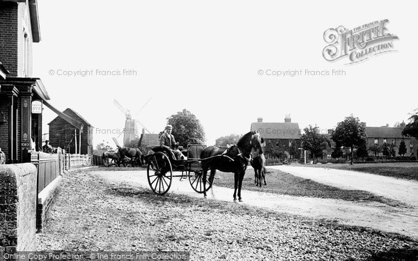 Photo of Wisborough Green, 1896