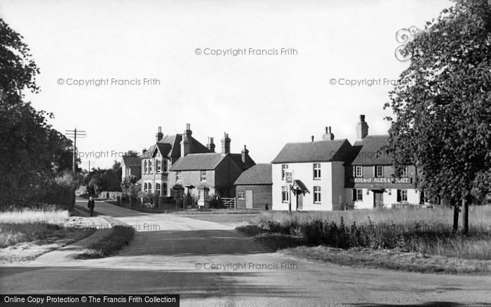 Photo of Wisborough Green, A Quiet Corner c.1955