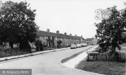 Butts Meadow c.1965, Wisborough Green