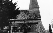 Wisborough Green, Church of St Peter ad Vincula 1963