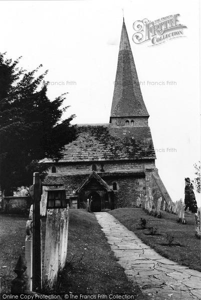 Photo of Wisborough Green, Church of St Peter ad Vincula 1963