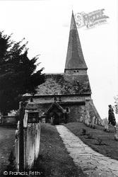 Church Of St Peter Ad Vincula 1963, Wisborough Green