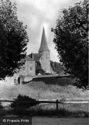 Church Of St Peter Ad Vincula c.1955, Wisborough Green