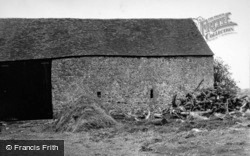 Pallingham, Manor Farm Barn, Once A Mediaeval House 1950, Wisborough Green