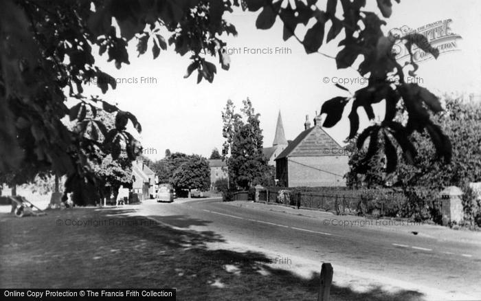 Photo of Wisborough Green, Petworth Road c.1955