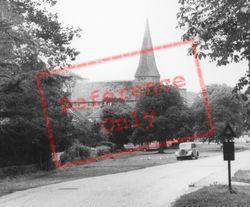 The Church c.1965, Wisborough Green