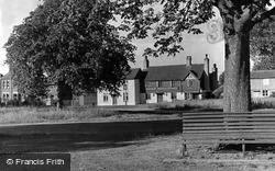The Cricketers Arms c.1955, Wisborough Green