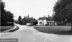 Wisborough Green, The Cricketers Arms c.1965