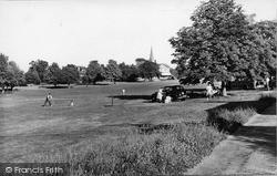 The Green c.1955, Wisborough Green