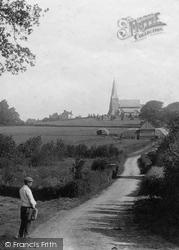 The Long Road Home 1896, Wisborough Green
