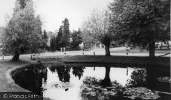 The Pond c.1965, Wisborough Green