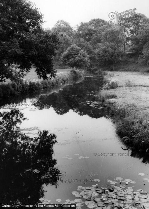 Photo of Wisborough Green, The River c.1965