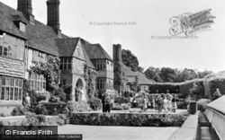 Wisley, The Royal Horticultural Society Gardens c.1955