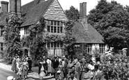 Wisley, the Royal Horticultural Society Gardens c1955