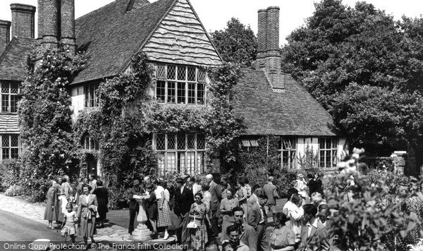 Photo of Wisley, the Royal Horticultural Society Gardens c1955