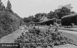 The Royal Horticultural Society Gardens c.1955, Wisley