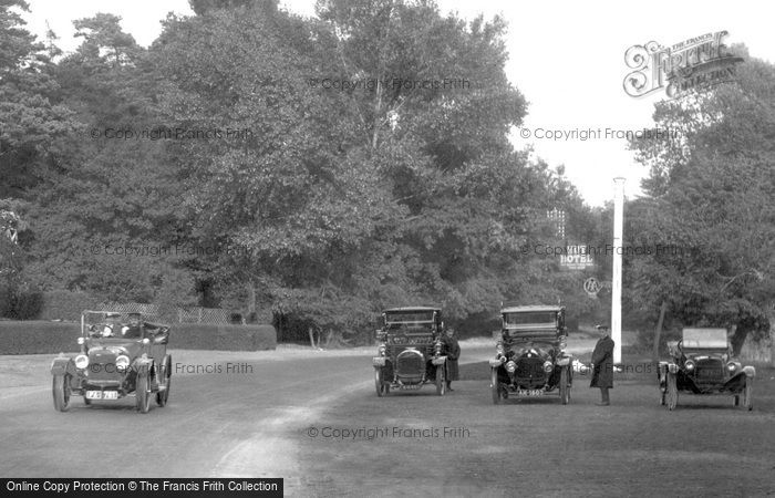 Photo of Wisley, Vintage Cars 1915
