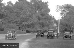 Wisley, Vintage Cars 1915