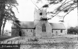 Wistanstow, The Church c.1960