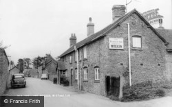 Wistanstow, The Plough c.1960