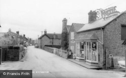 Wistanstow, The Village c.1960