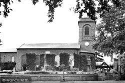 Wistaston, St Mary's Church c.1955
