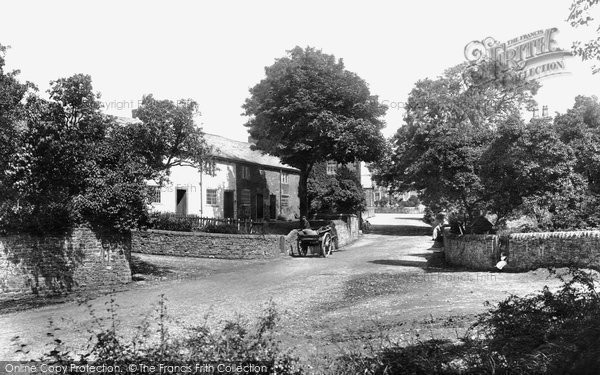 Photo of Wiswell, Village 1906