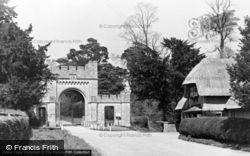 Lodge c.1950, Witchampton