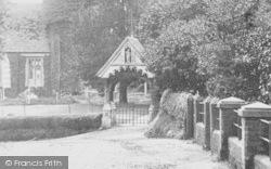 Lychgate 1904, Witchampton