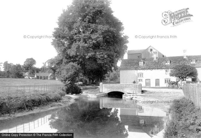 Witchampton,Mill 1904,Dorset