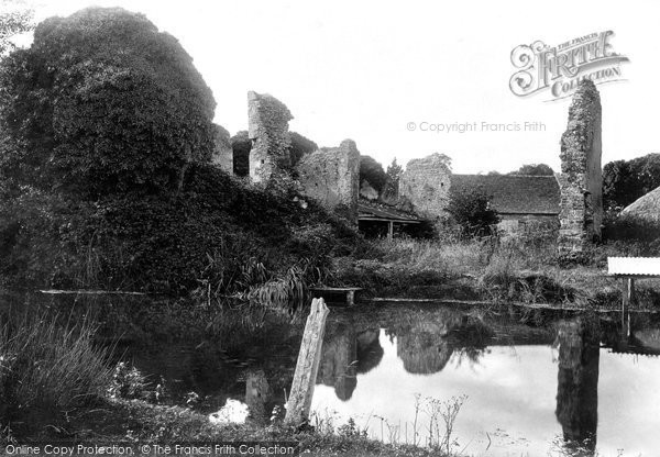 Photo of Witchampton, The Abbey 1904