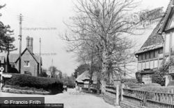 Village c.1950, Witchampton