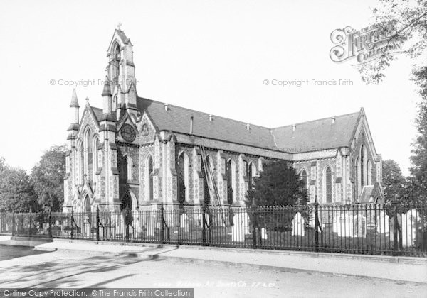 Photo of Witham, All Saints' Church 1900
