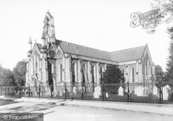 All Saints' Church 1900, Witham