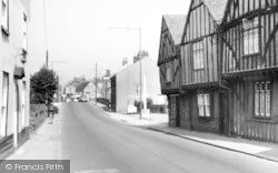 Bridge Street c.1960, Witham