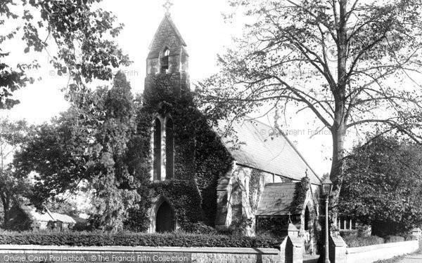 Photo of Witham, Catholic Parish Church 1900