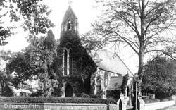 Witham, Catholic Parish Church 1900