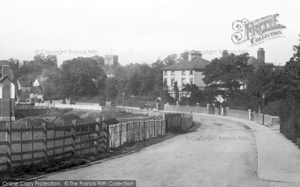 Photo of Witham, Chipping Hill 1900