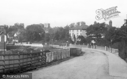 Chipping Hill 1900, Witham