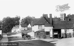Witham, Chipping Hill 1900